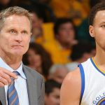 Steve Kerr NBA Coach of the Year despite Stephen Curry blunder