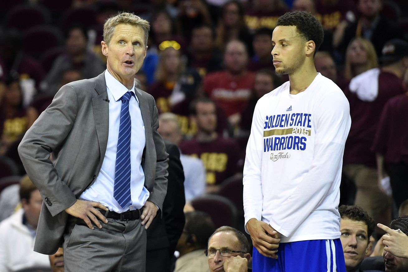 steve kerr coach of the year