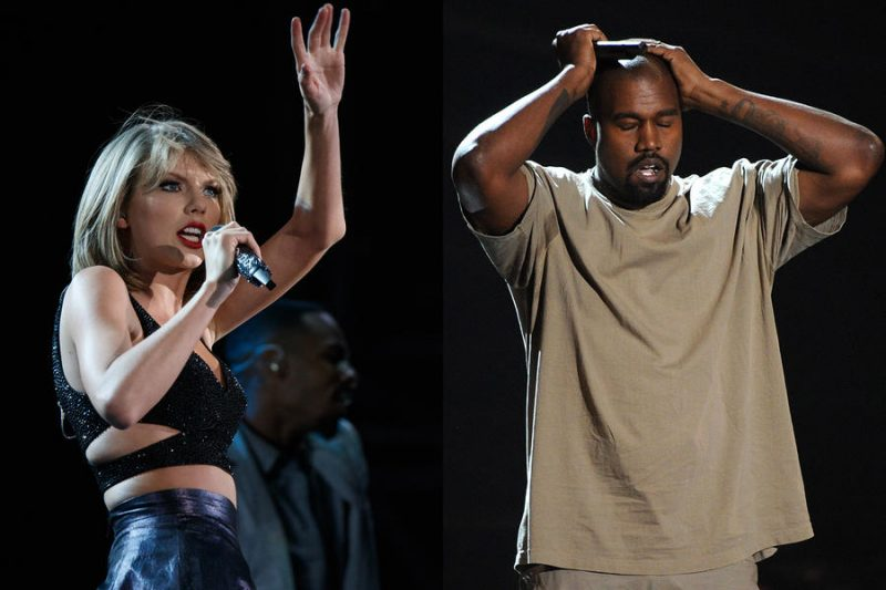taylor swift gets shady for kanye west 2016 gossip