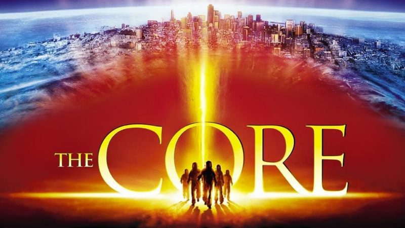 the core movies nukes save earth