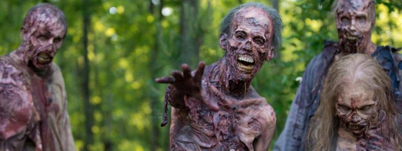 the walking dead finale roadblocks