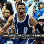 thunder roars over mavericks 2016