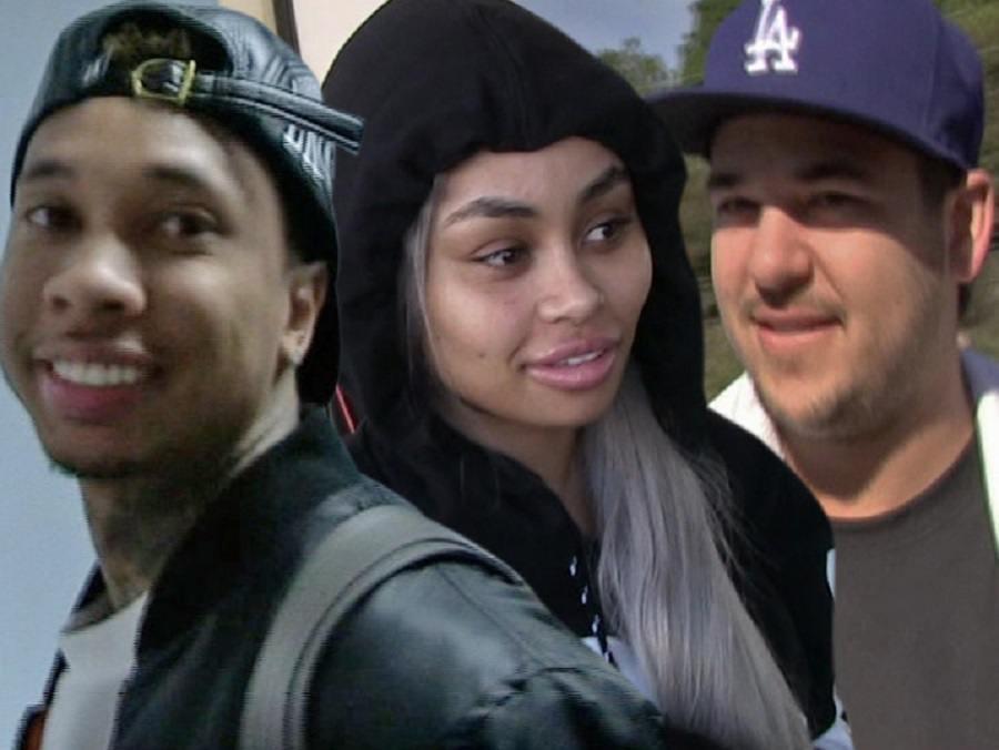 tyga fine with blac chyna getting that kardashian money 2016 gossip