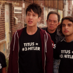 'Unbreakable Kimmy Schmidt' 203 Kimmy goes to a play aka Titus equals Hitler