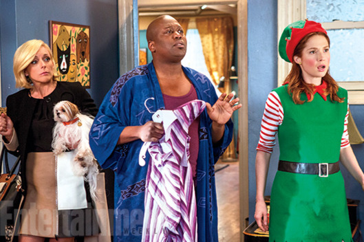 unbreakable kimmy schmidt 201 best fake christmas ever 2016 images