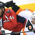 Washington Capitals take playoff lead from Philadelphia Flyers 4-1