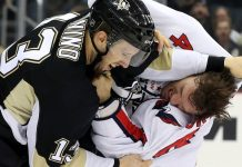 washington capitals vs pittsburgh penguins stanley cup faves meet in second round 2016 images