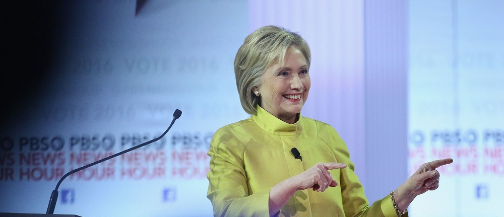 Who's behind the $43 million Hillary Clinton Super PAC contributions? 2016 politics