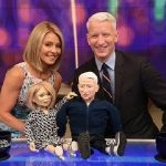 Anderson Cooper's name already up for Michael Strahan replacement with Kelly Ripa