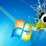 windows lets linux break through