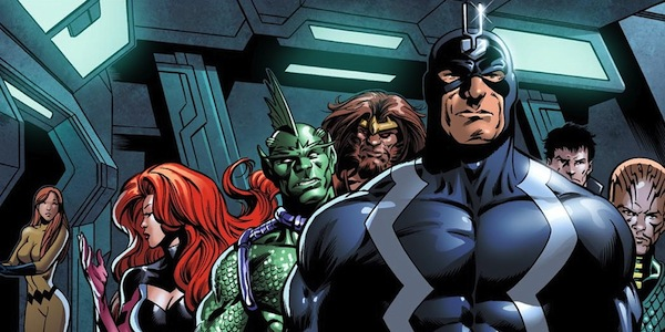 'Inhumans' Could Move to the Small Screen Inhumane or Justified 2016 images