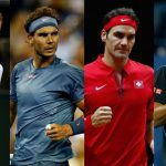 2016 Rome Masters: Djokovic, Nadal, Federer and Murray set