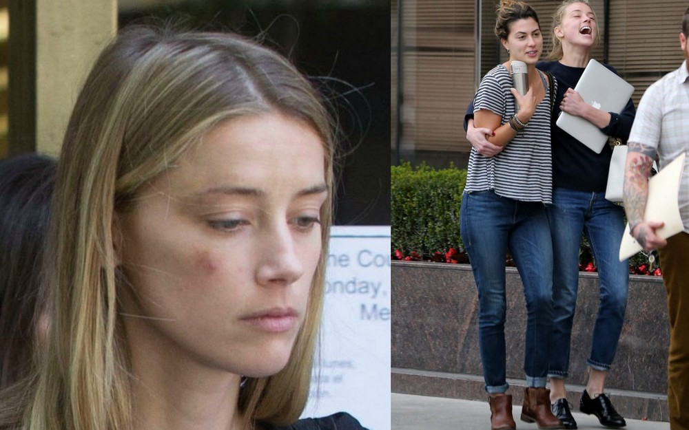 Amber Heard's biggest payday 15 months for  million gossip images