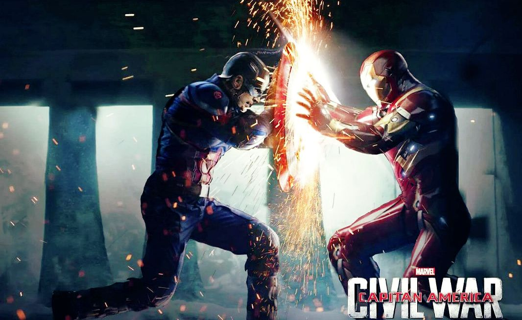 'Captain America Civil War' makes history at box office with $181.4 million 2016 images