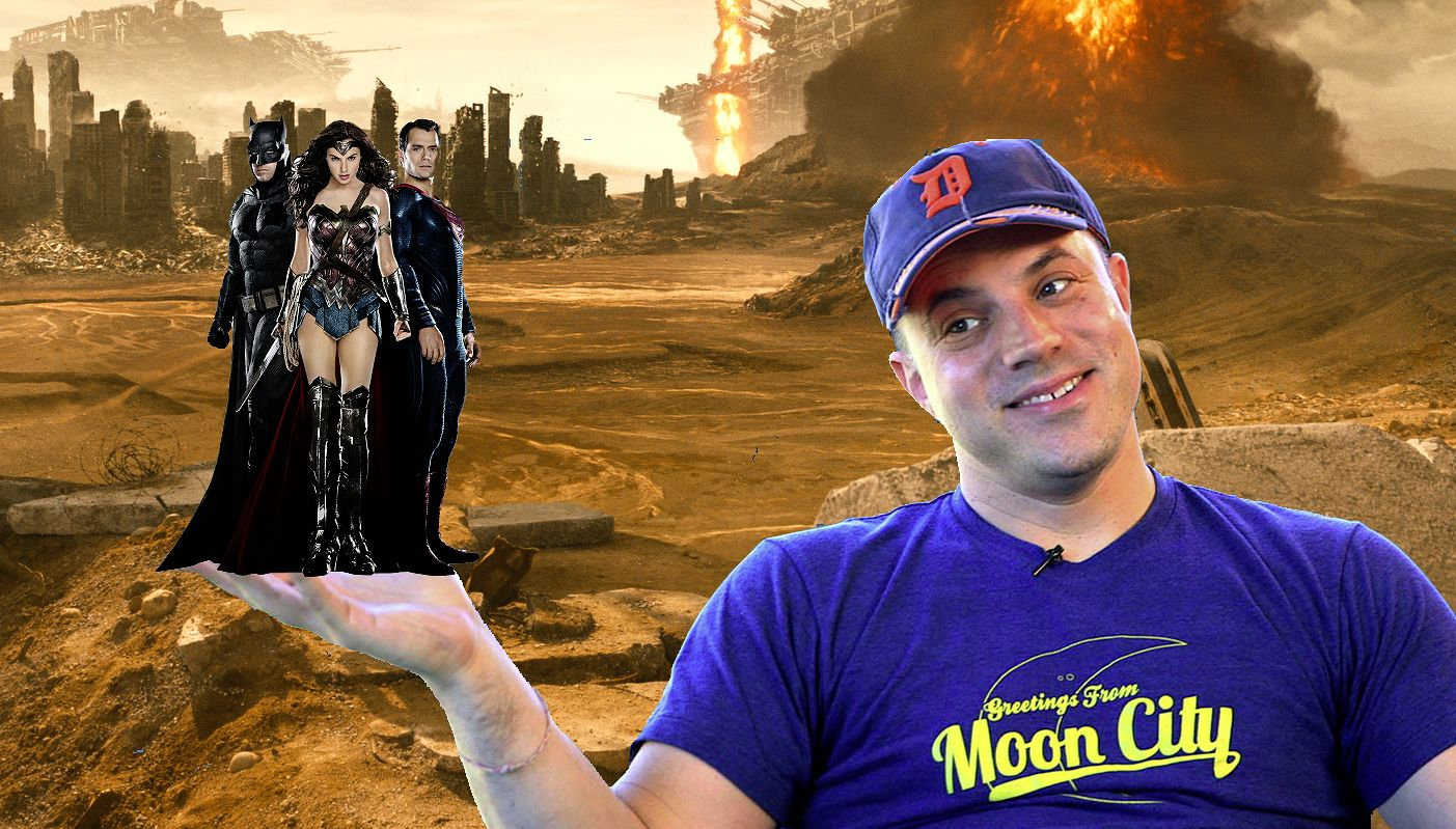 Geoff Johns Becomes the Kevin Feige of the DC Universe 2016 images