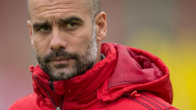Pep Guardiola Dressing-room mole at Bayern not my problem 2016 images
