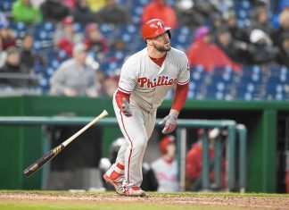 Philadelphia Phillies Playing 600 Baseball Through 25 Games 2016 images