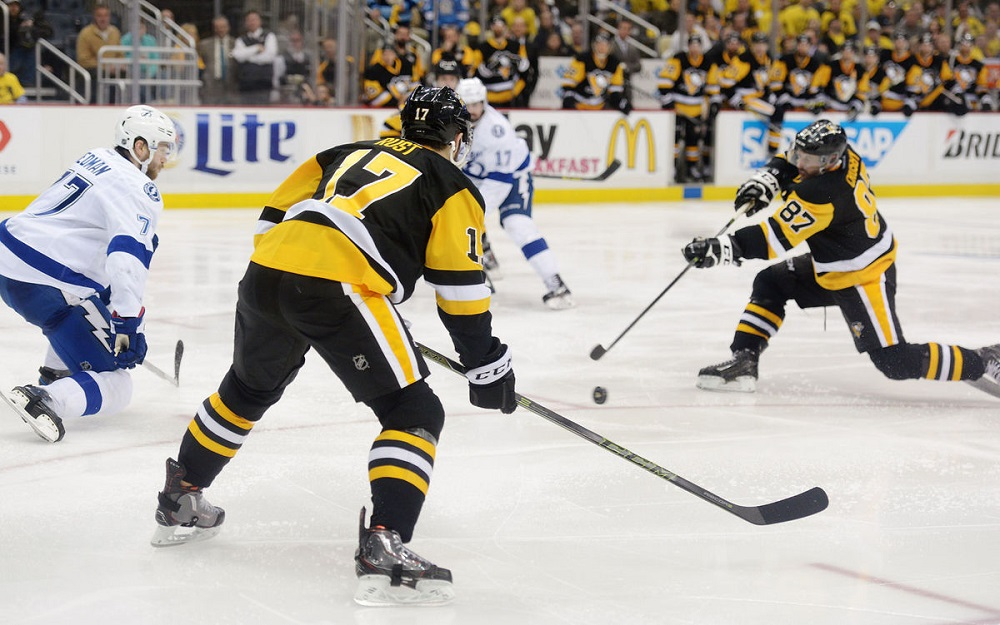 Pittsburgh Penguins Must Go Back to Fleury for Game 5 vs lightning 2016 images