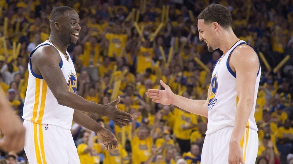 Portland Trail Blazers fail to earn split vs Golden State Warriors 2016 images
