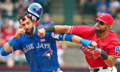 Roughned Odor MLB dirty play compilation 2016 images