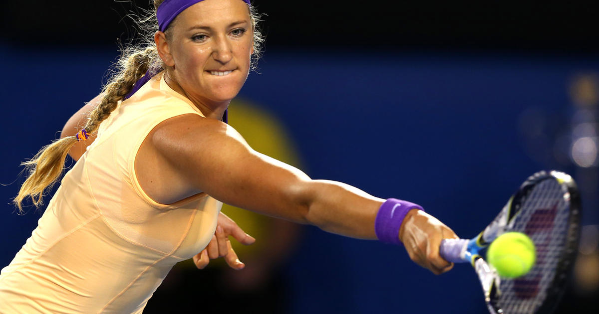 Victoria Azarenka Out of 2016 French Open with injury images