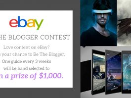 Win $1K for Summer with 'Be the Blogger' eBay contest 2016 images