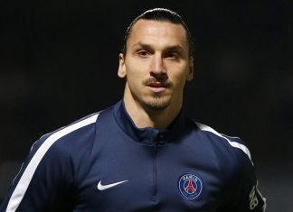 Zlatan Ibrahimovic ends his Paris Saint-Germain career with conquerer message 2016 images