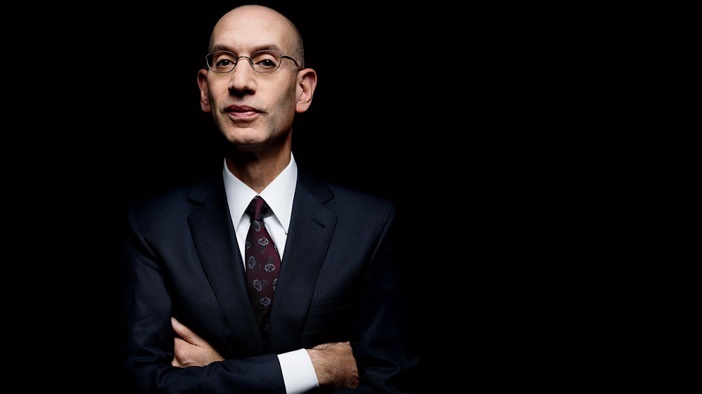 adam silver opens up on nba conspiracy theories and errors 2016 images