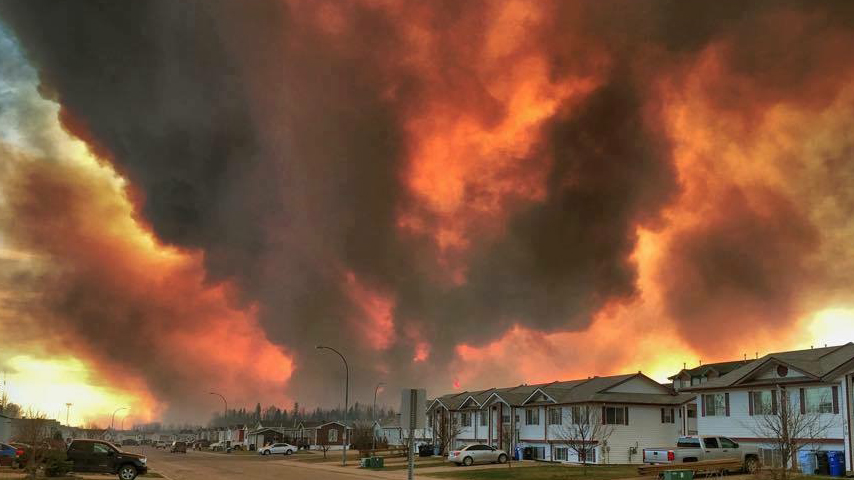 alberta fires the sky is falling on climate change refugees 2016 opinion