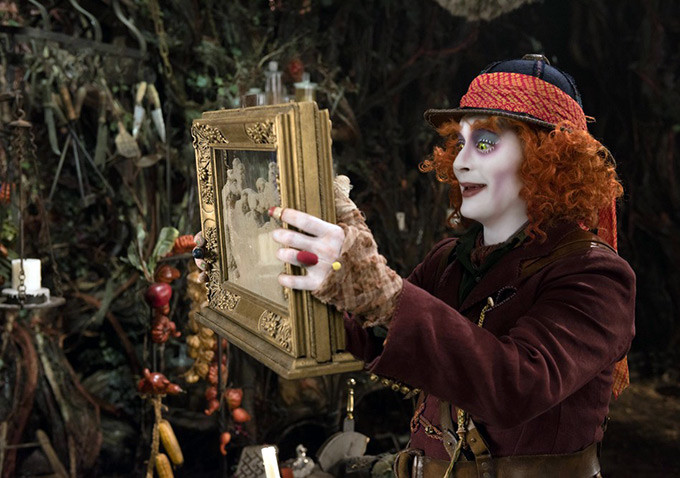 alice through the looking glass sequel flops