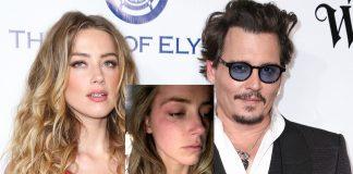 Nia Guzman vs Chris Brown and Amber Heard vs Johnny Depp abuse 2016 gossip