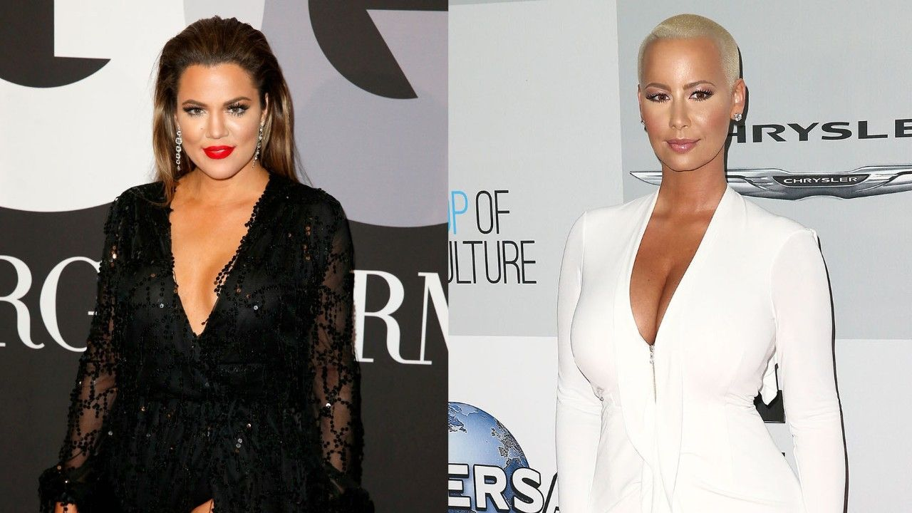 Amber Rose ready to show Khloe Kardashian how talk shows are done and Kanye West 'Star Wars' tour 2016 gossip