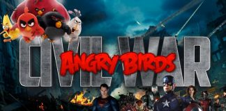 angry birds pecks into captain america civil war box office weekend 2016 images