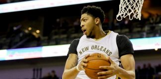 anthony davis loses $24 million from all nba snub 2016 images