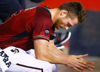 arizona diamondbacks shelby miller feeling the mlb pressure 2016 images