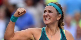 back injury knocks victoria azarenka out of wta madrid 2016 images