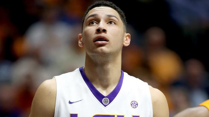 ben simmons not worrying 76ers about lakers 2016 images