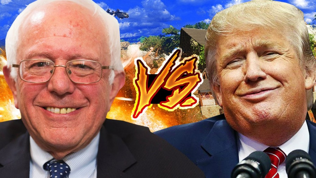 bernie sanders latest shows him beating trump