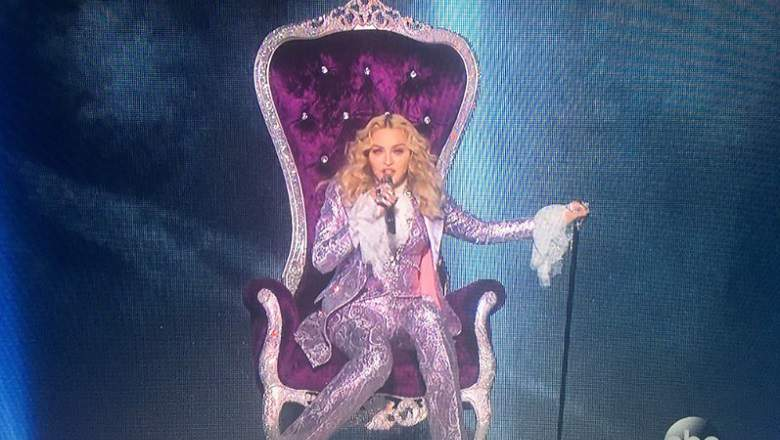 bet knocks madonna prince tribute 2016 gossip