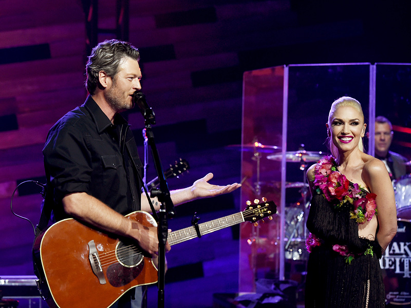 Blake Shelton, Gwen Stefani ready for Billboard and cancelled show bloodbath 2016 gossip