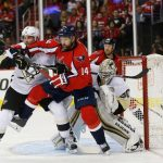capitals out of stanley cup playoffs