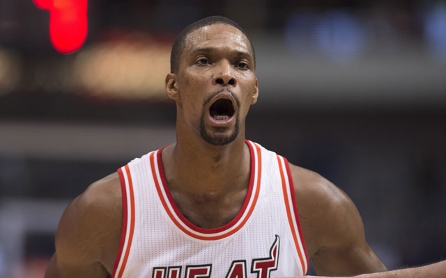 miami heat chris bosh clots force retirement talk 2016 images