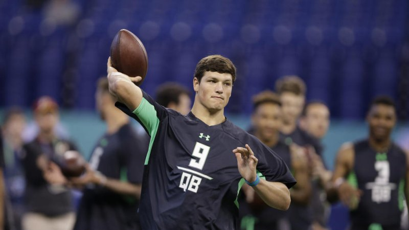 christian hackenberg day 2 nfl draft 2016 images
