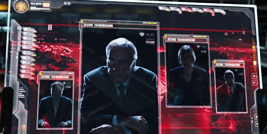 Two Heads or Faces of HYDRA in the MCU 2016