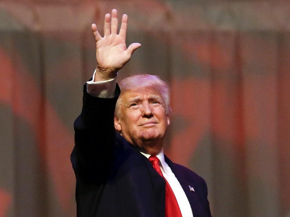 Donald Trump knocks Ted Cruz out of race sending Republicans scrambling 2016 images