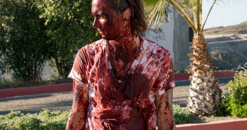 fear the walking dead 204 blood in the streets and strands abigail revealed 2016 images