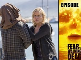 'Fear the Walking Dead' 205 Captive and Trojan Horse walkers recap images