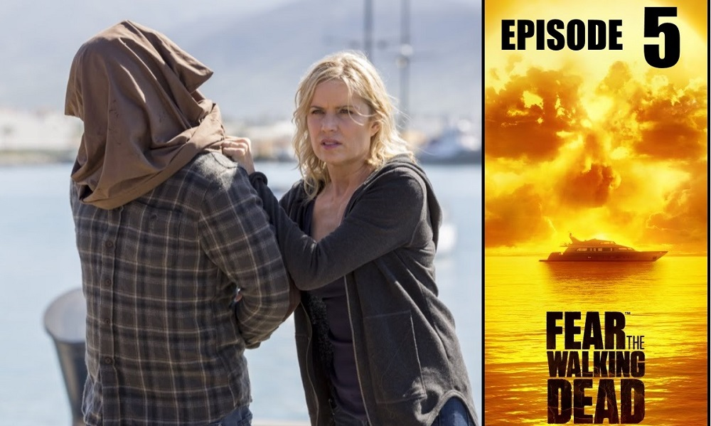 'Fear the Walking Dead' 205 Captive and Trojan Horse walkers recap images