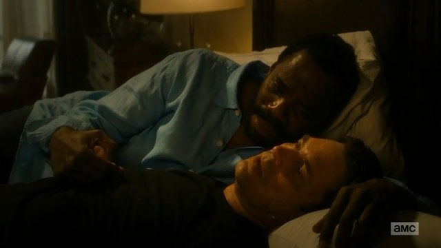 fear the walking dead 206 victor with tomas
