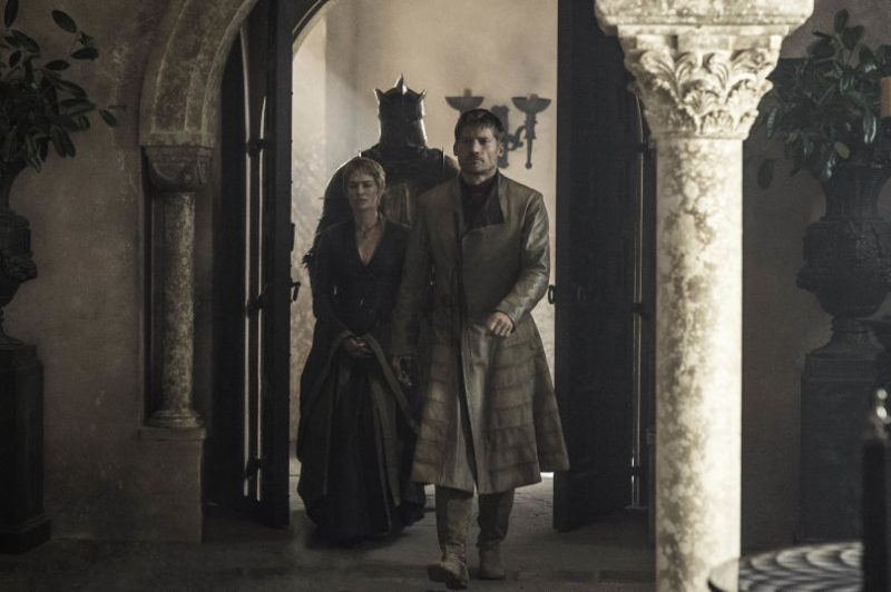 game of thrones 603 queenie with brother